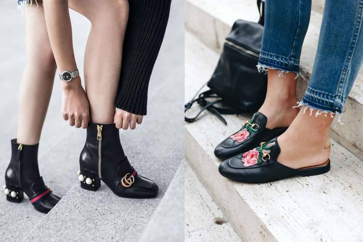 Las marcas en las que encontrarás zapatos  Gucci  sin gastar una fortuna 0f9e92c8503