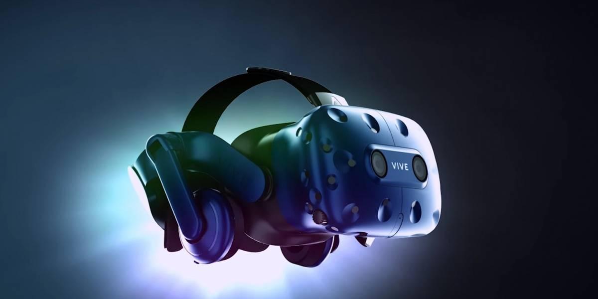 HTC Vive Pro ya tienen precio y fecha de lanzamiento