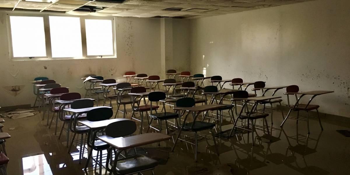 """Sin facilidades """"dignas"""" la Escuela de Comunicación de la UPR"""