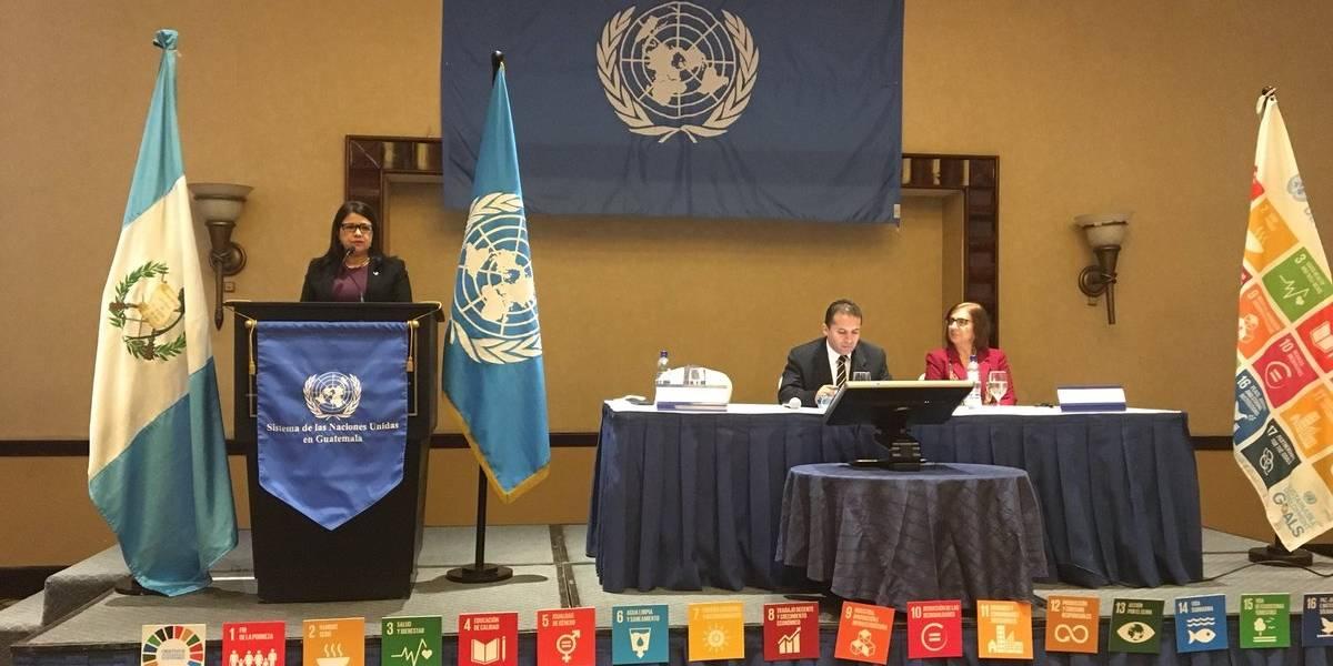 La poca inversión en desarrollo social en Guatemala preocupa a la ONU
