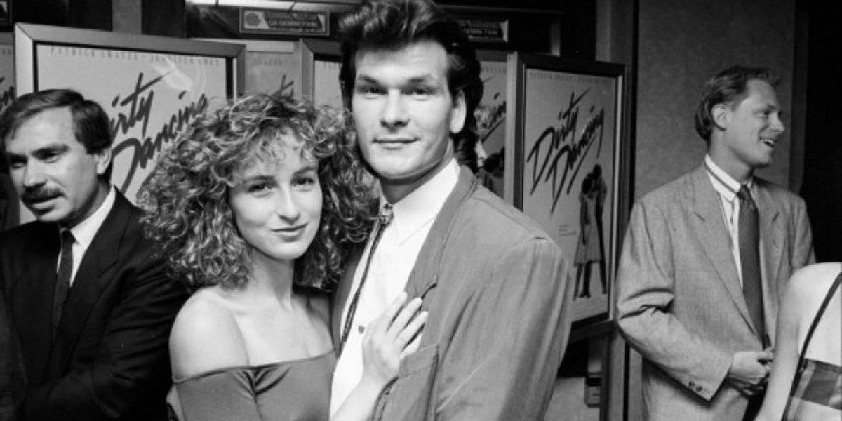 Jennifer Grey y Patrick Swayze