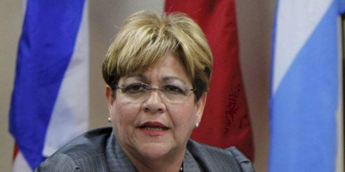 'Mayita' Meléndez no firmó resolución de endoso a Pedro Pierluisi como candidato único a la gobernación por el PNP