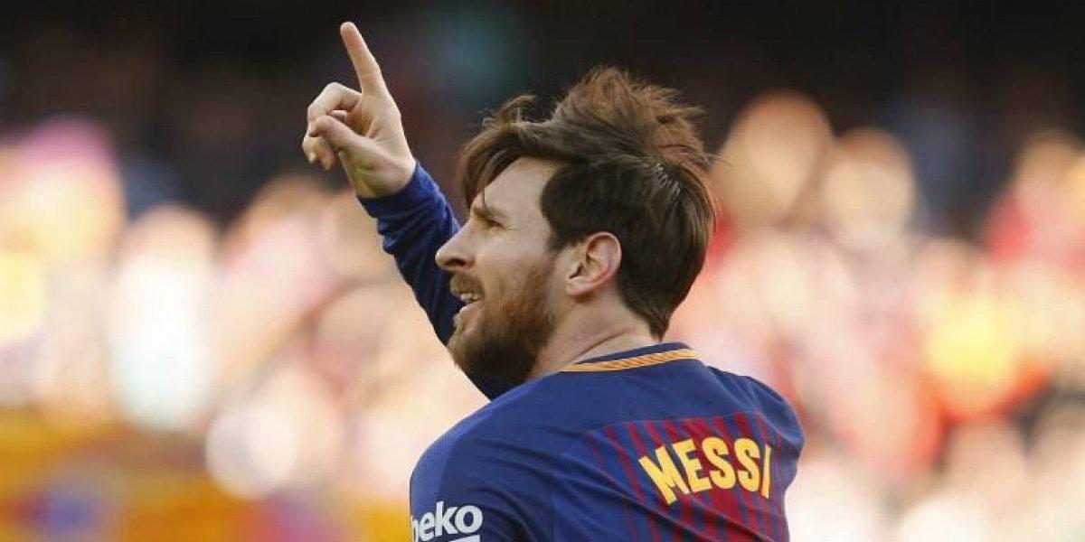 Messi hace dos confesiones muy personales de las que no había hablado