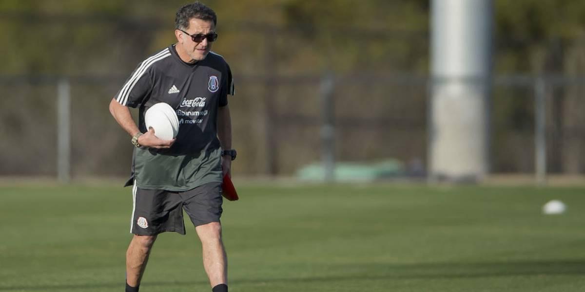 Juan Carlos Osorio deja las puertas del Mundial abiertas para todos