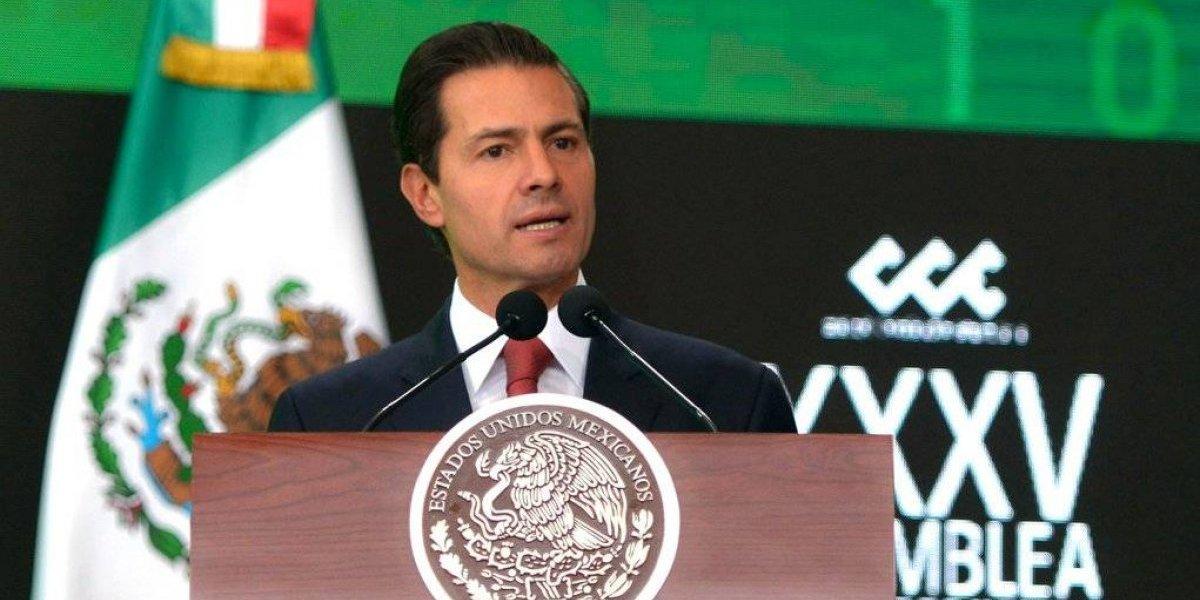 Lo que realmente está en juego en estas elecciones es el desarrollo del país: Peña Nieto