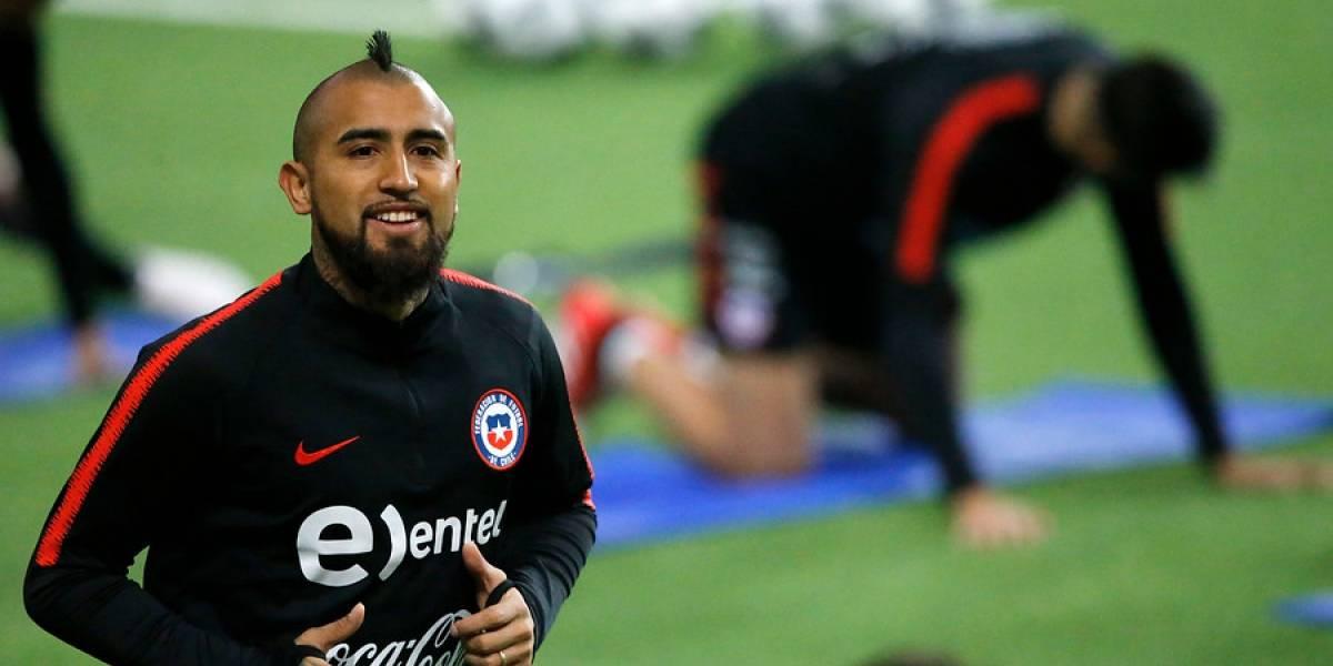 ¿Recado para Bravo? El polémico mensaje de Vidal tras la llegada de Alexis a la Roja
