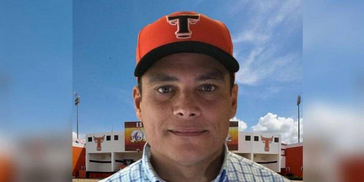 Raymond Abreu es el nuevo gerente de los Toros del Este