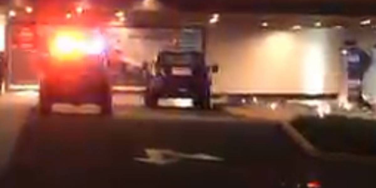 Balacera en plaza Antea de Querétaro deja tres muertos