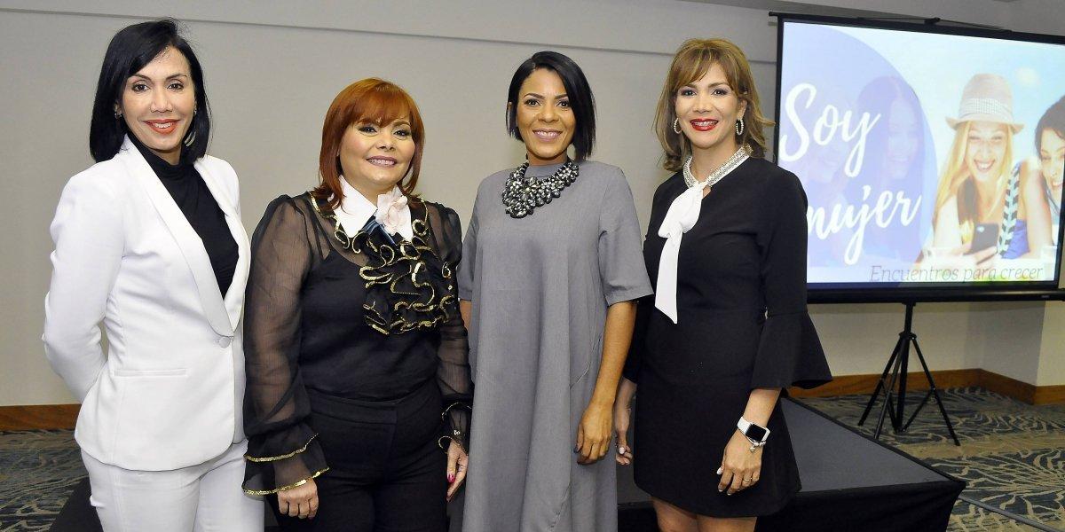 #TeVimosEn: Realizan 'Soy Mujer, encuentros para crecer'