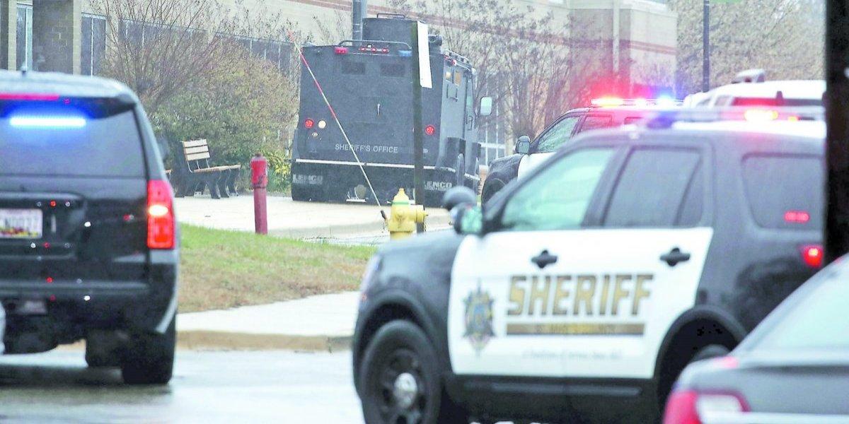 Más balas y terror en otra escuela de EEUU