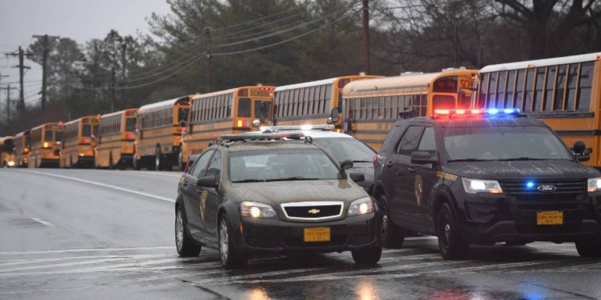Tiroteo en secundaria de Maryland deja un muerto y dos heridos
