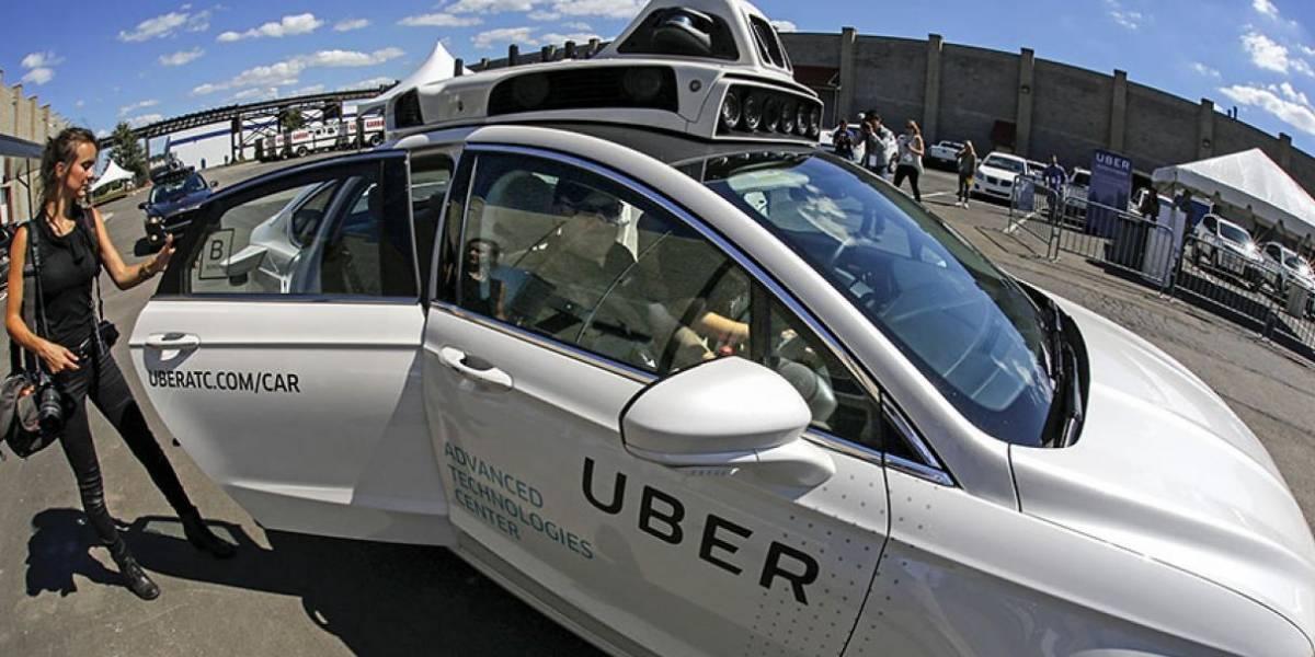 Así funciona la detección de peatones de los Uber autónomos