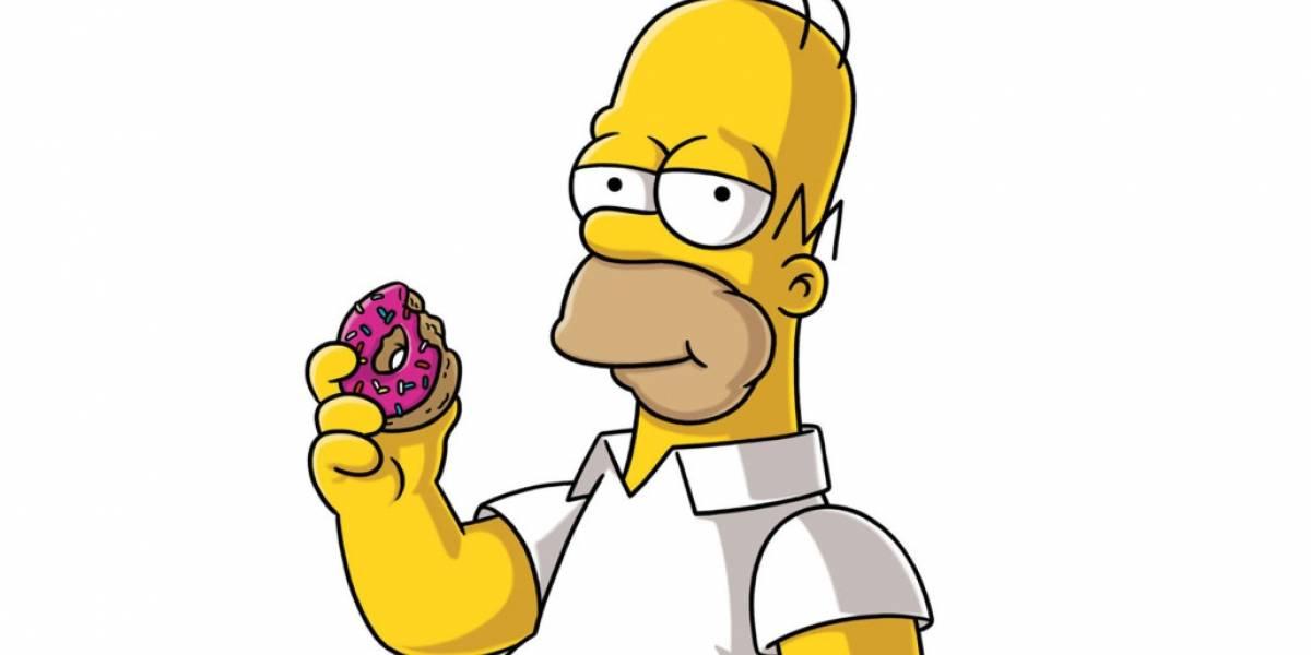 Un conductor en Inglaterra fue detenido por dar una identificación falsa de Homero Simpson
