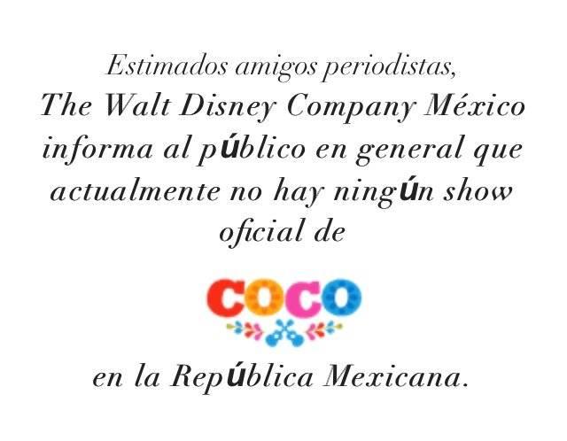 Coco anuncio