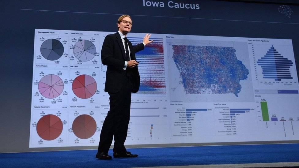 Allanan Cambridge Analytica, la firma envuelta en el escándalo de Facebook