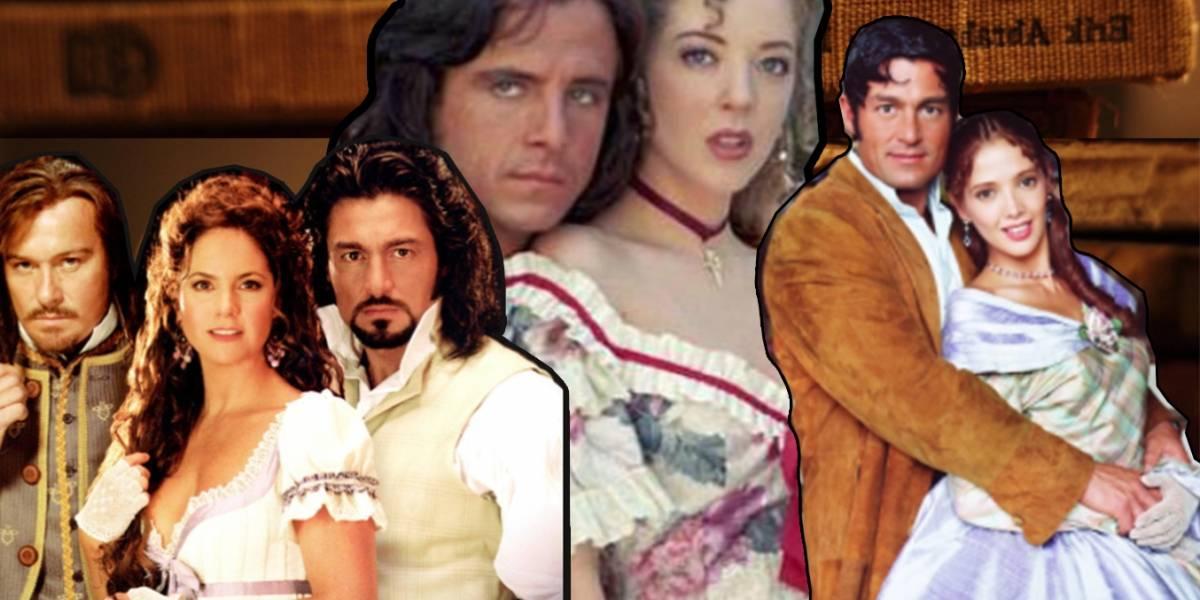 5 telenovelas que nos hicieron soñar con vivir en otra época