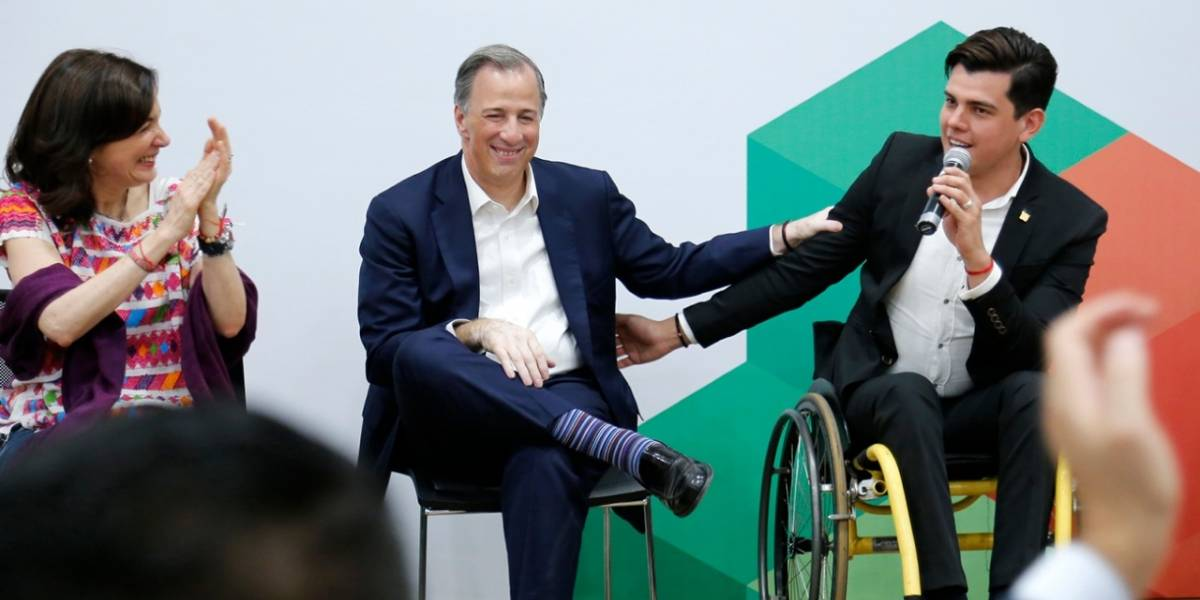 Meade descarta armar frente anti AMLO con Anaya