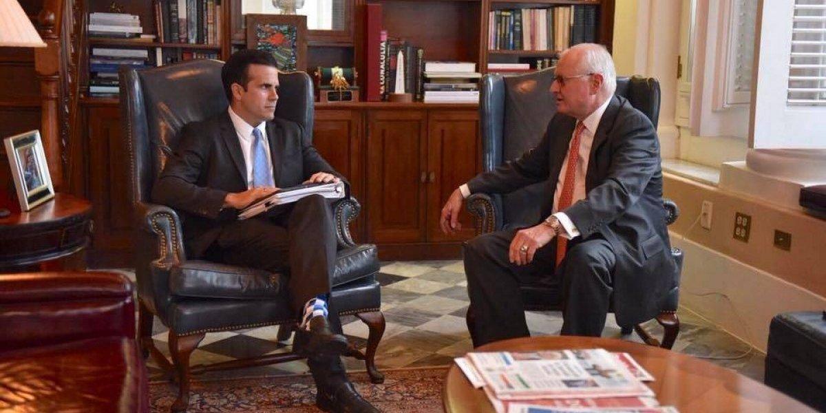 Gobernador exige respuestas sobre sueldo de Higgins, pero reitera independencia de Junta de la AEE