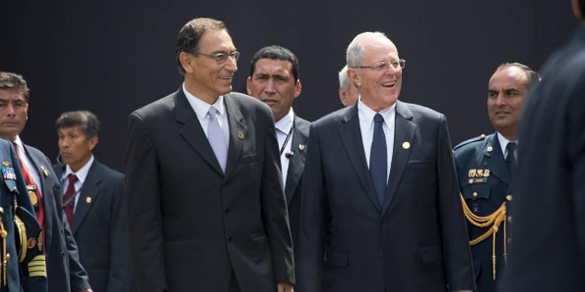 Martín Vizcarra será el nuevo presidente de Perú tras renuncia de PPK