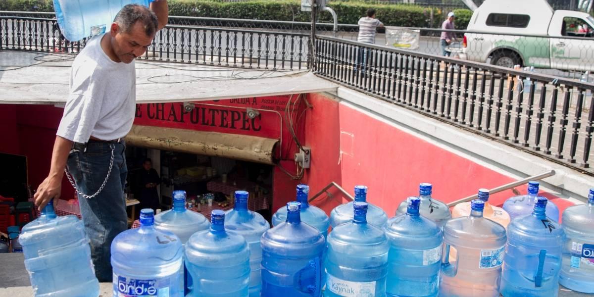 México, uno de los máximos consumidores de agua embotellada del mundo