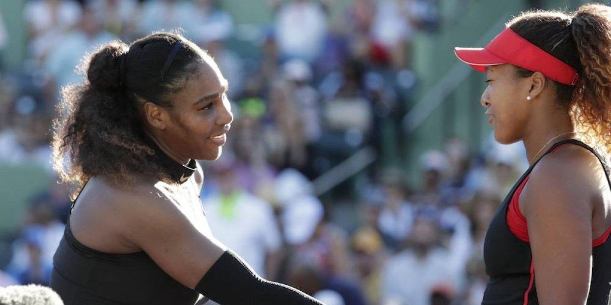 Serena Williams es eliminada de Miami en primera ronda
