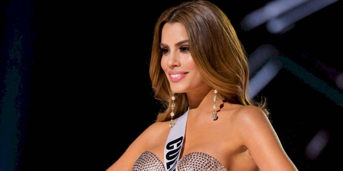 Ariadna Gutiérrez enciende a sus fans con un vestido transparente y sin ropa interior