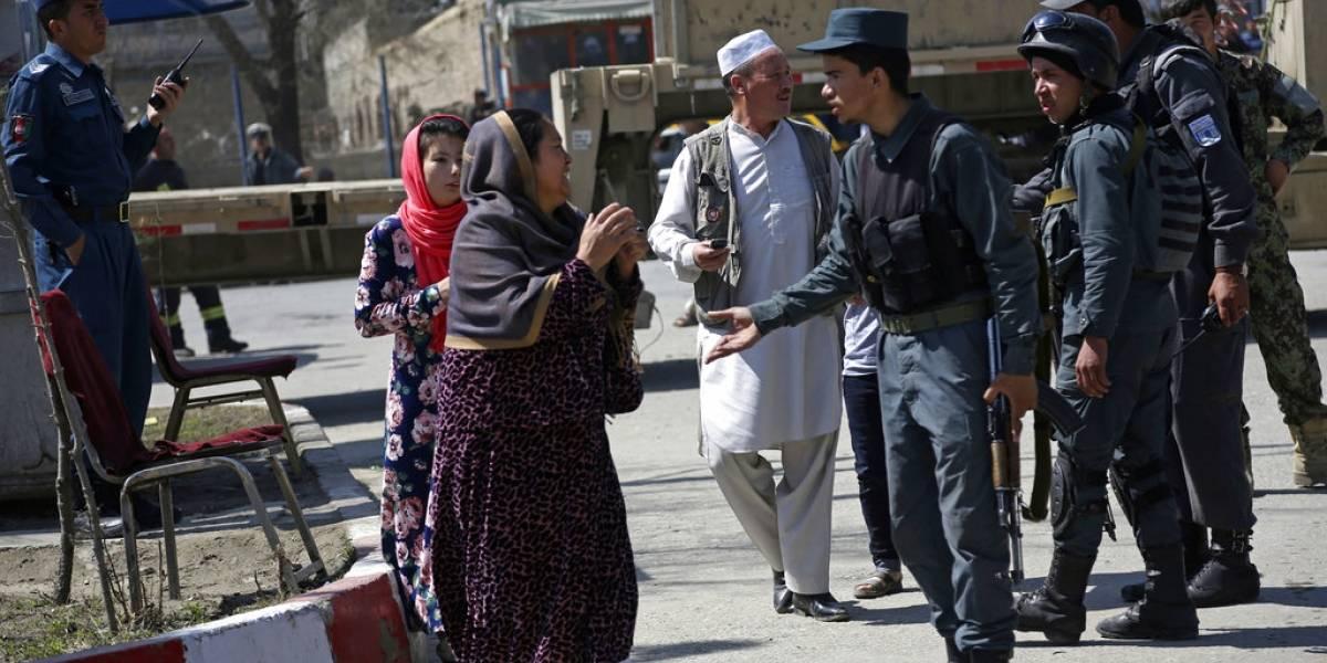 Atentado suicida deja al menos 29 muertos en Afganistán