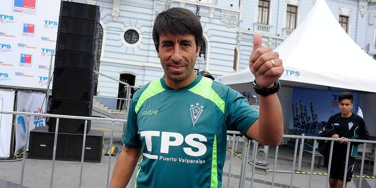 Llega un histórico: Moisés Villarroel se convierte en DT de Santiago Wanderers