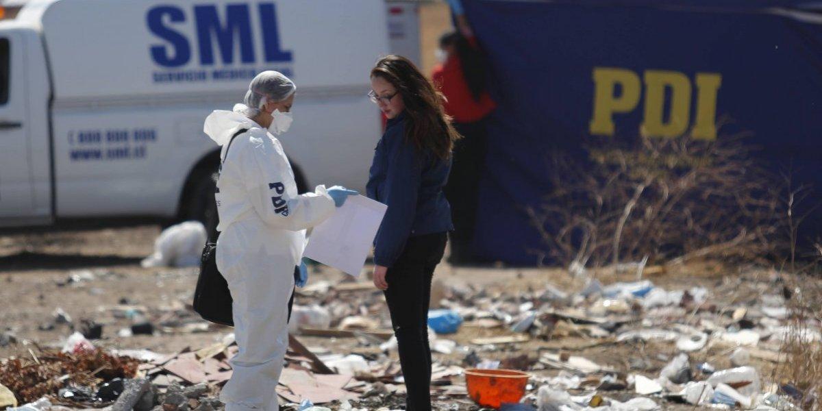 Mujer descuartizada en La Pintana: dos hombres confesaron participación en el homicidio