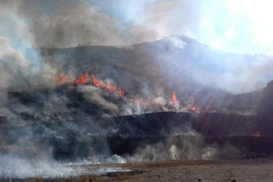Combatirán incendios en La Primavera usando la tecnología