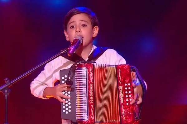 Juanjo - La Voz Kids
