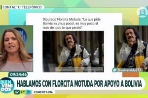 """No eres experto, pero eres diputado"": La molestia de Monserrat Álvarez y el panel de"