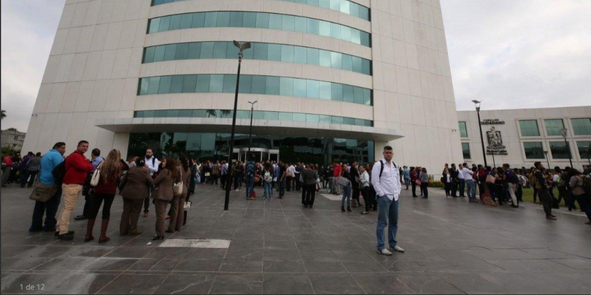 Suspenden hasta nuevo aviso actividades en la Torre Administrativa y Pabellón Ciudadano