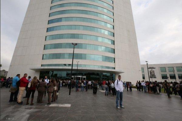Torre Administrativa y Pabellón Ciudadano