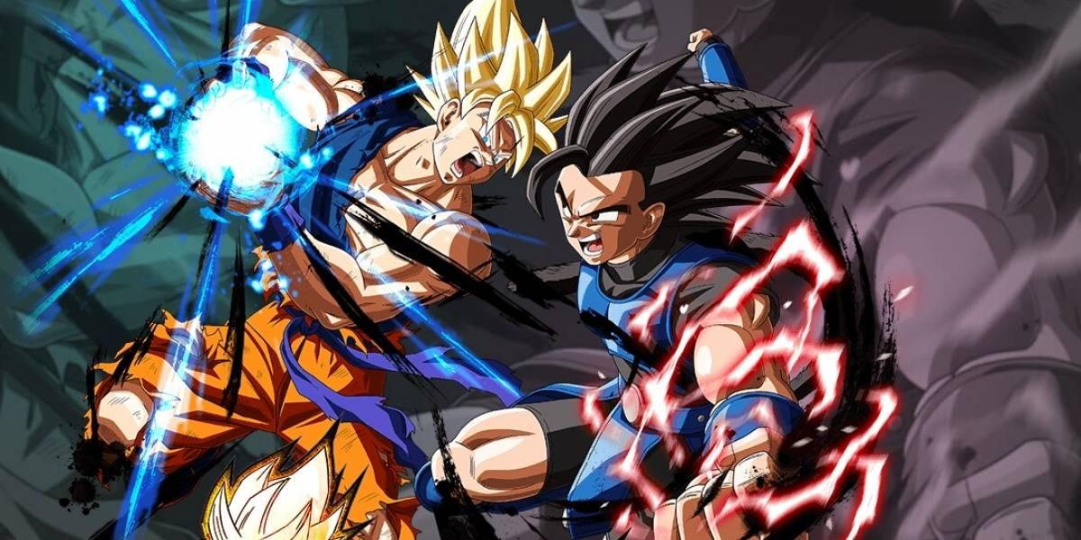 'Dragon Ball Legends' es anunciado para dispositivos móviles