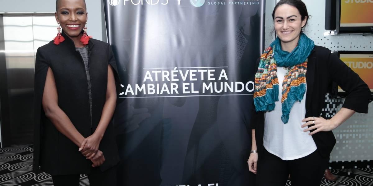 En Colombia buscan a mujeres líderes de comunidades para tejer una red mundial de empoderamiento