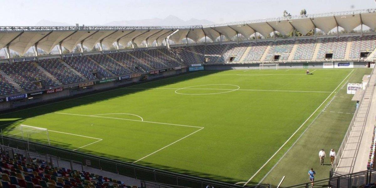 Audax Italiano luce su nueva cancha y espera el veredicto de la FIFA