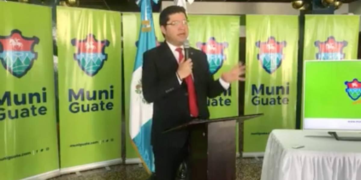 Municipalidad de Guatemala explica problemática del agua en el área norte