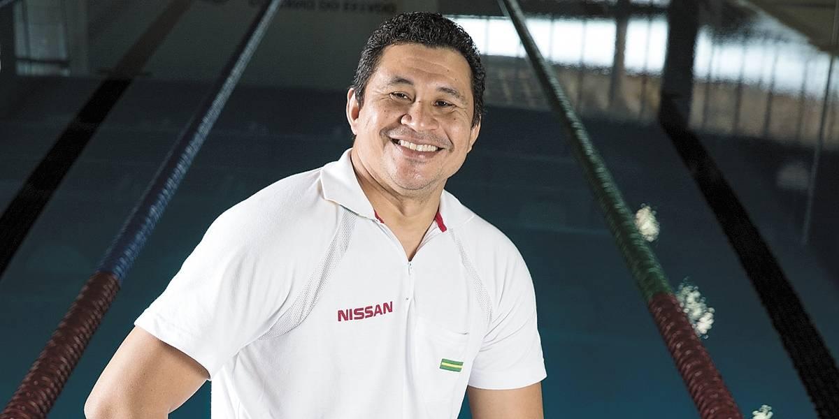 Clodoaldo Silva: 'Ficou um grande largado olímpico'