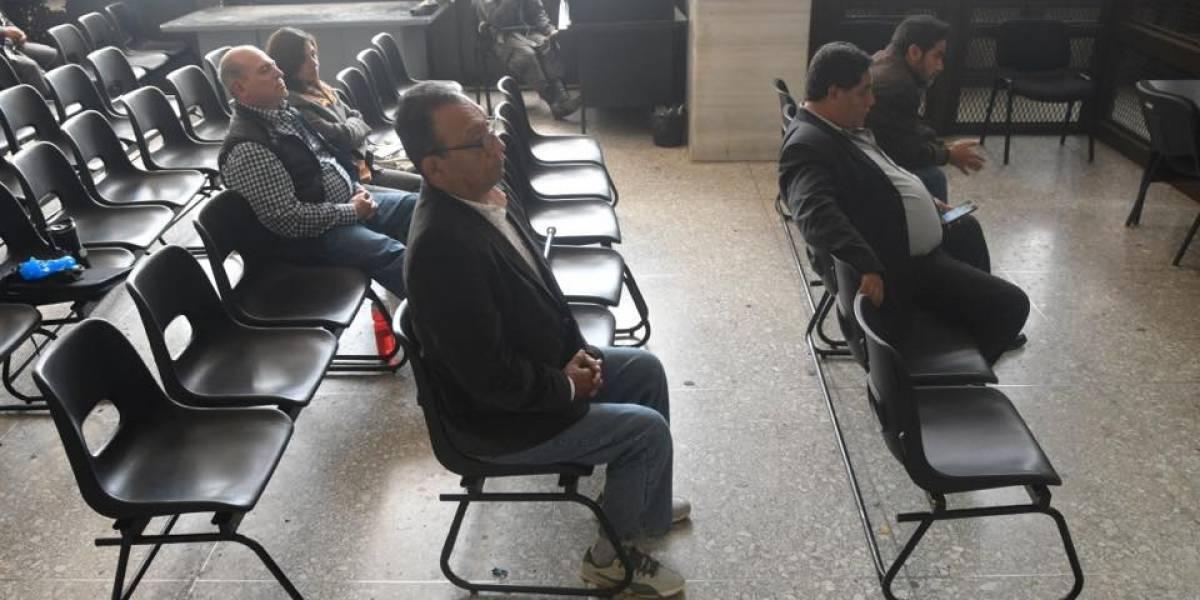 """Juez Miguel Gálvez libera a tres sindicados del caso """"Cooptación del Estado de Guatemala"""""""
