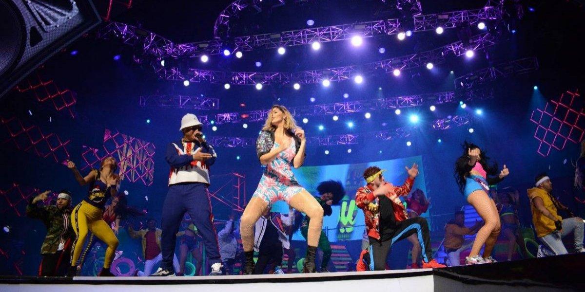 Daddy Yankee enciende los Premios Soberano