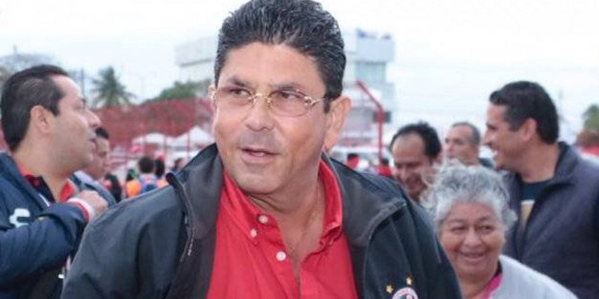 'El gobierno está persiguiendo a los jugadores', culpa Kuri por los problemas de descenso de Veracruz