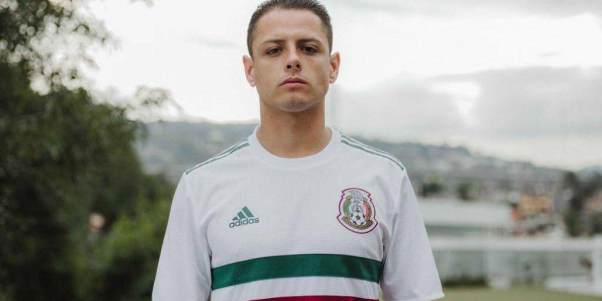 Alemania calienta el juego contra México en duelo de camisetas