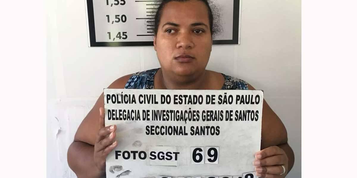 Doméstica condenada por estupro de menor é presa em Santos