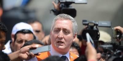 Ministro de Gobernación, Enrique Degenhart