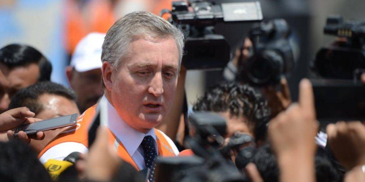 Presentan amparo contra el Ministro de Gobernación por nombramientos en la PNC