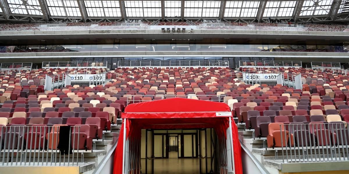 El único estadio para el Mundial de Rusia que no está listo
