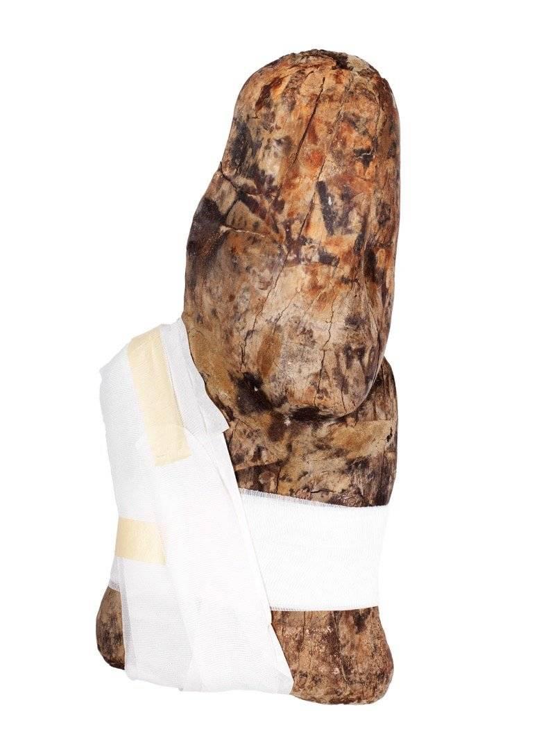 Restituyen a México un par de piezas olmecas traficadas ilícitamente por Leonardo Patterson Foto: Foto Stefanie Friedrich, Archäologische Staatssammlung München VIA INAH