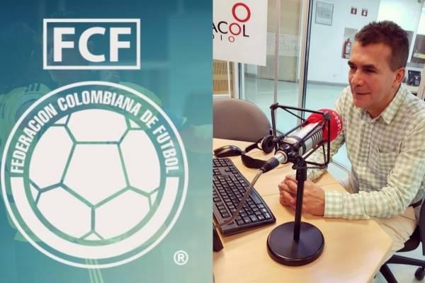 Diego Rueda renunció a cubrir la Selección Colombia