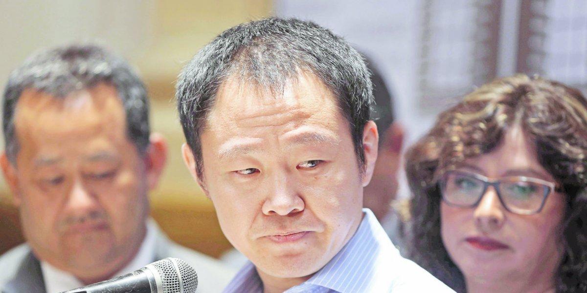 """Culpa de la """"guerra"""" con los Fujimori"""